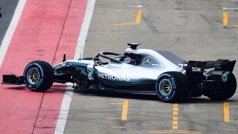 Ecco la nuova Mercedes, Hamilton: Mi sento ancora giovane