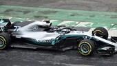Formula 1, Mercedes W09 2018