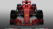 Ferrari SF71H, più Rossa che mai