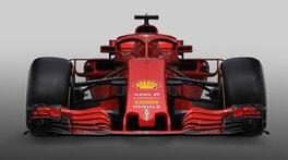 Ferrari SF71H: Rossa come il fuoco, snella come non mai