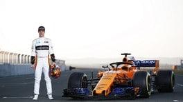 Formula 1, Vandoorne impaziente: al 2018 chiede tanti punti in più