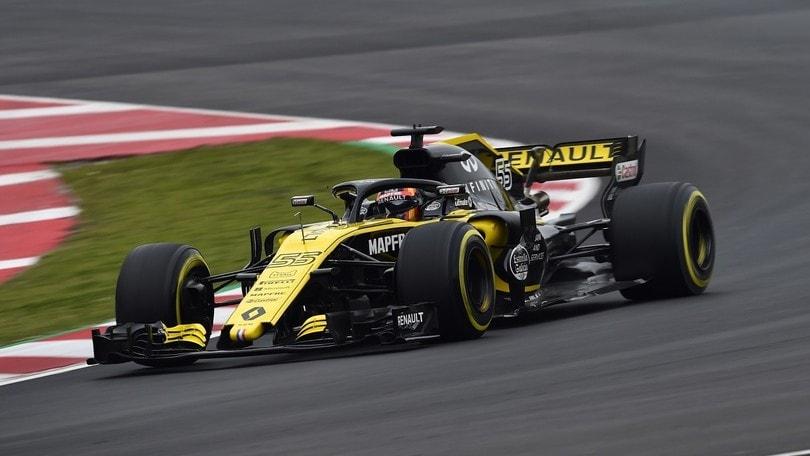 F1, al Montmelò sfreccia Ricciardo poi le Mercedes e Vettel