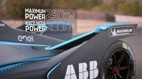 Formula E Gen2, le monoposto elettriche per la V stagione