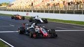 Grosjean scettico sulla ripartenza da fermo: macchina inguidabile