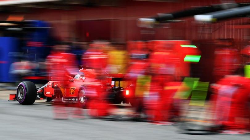 Test: ancora Ferrari. Raikkonen il più veloce