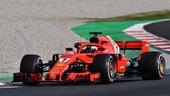 Test Formula 1 Barcellona: il Raikkonen dell'ultimo giorno