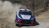 Rally del Messico, a Sordo la prima tappa della carrera mexicana