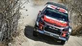 Rally del Messico: Loeb scatenato passa in testa