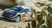 Rally Messico, Ogier strappa la leadership a Loeb