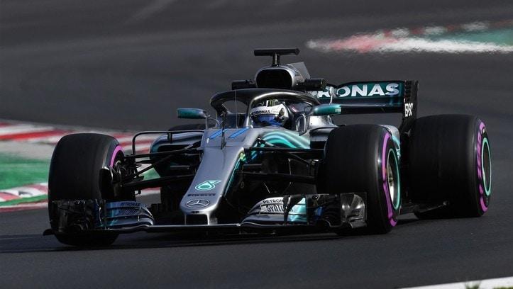 Formula 1 Australia, Mercedes sull'Ultrasoft