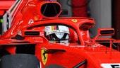 F1: Vettel e il passo-gara Mercedes non realistico