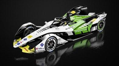 Formula E, la nuova Audi e-tron FE05: per (ri)vincere domani