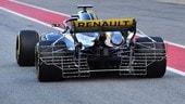 Whiting: soffiaggio Renault regolare, con un ma