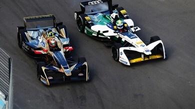 Formula E: Vergne frena sul titolo. Di Grassi cerca la rimonta