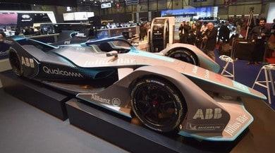Formula E, la seconda generazione di monoposto frena italiano