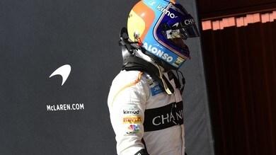 Formula 1 Australia, Alonso: un quarto di nobiltà