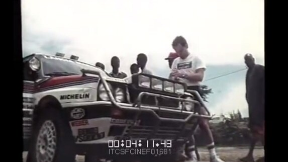 Leggende africane: Biasion e Delta Integrale al Safari Rally '88