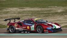 Ferrari 488 GTE, le Rosse per il Wec 2018