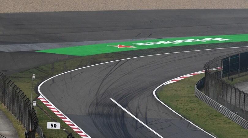 F1 - GP Cina: meteo, tv e orari