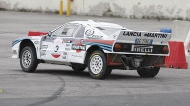 Verona Legend Cars: Biasion e Alèn protagonisti in pista