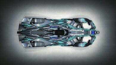 Formula E, la Jaguar i-Type 3 Gen2