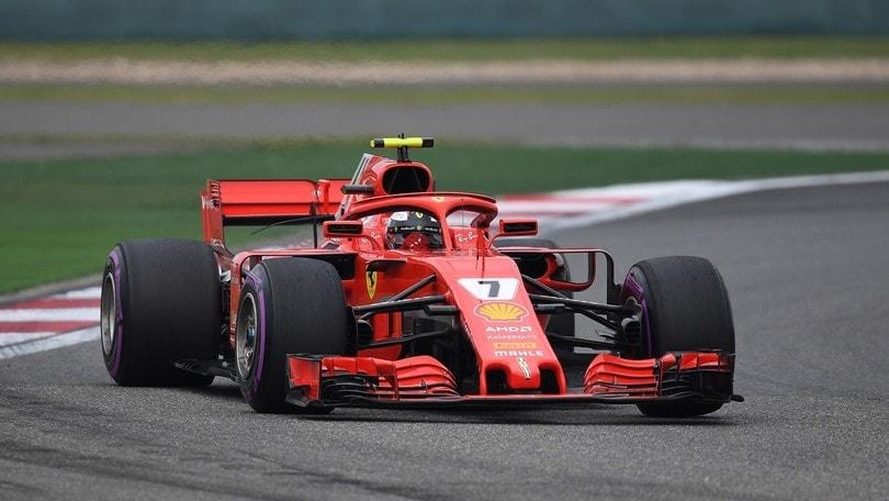 In Cina la disfatta di Sebastian Vettel