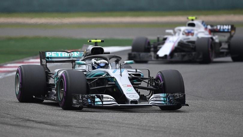 Sport in tv: il Gran Premio della Cina