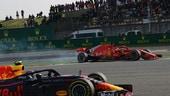 F1 GP Cina: Verstappen contro Vettel, colpe relative