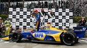 IndyCar: Rossi ancora sugli scudi a Long Beach
