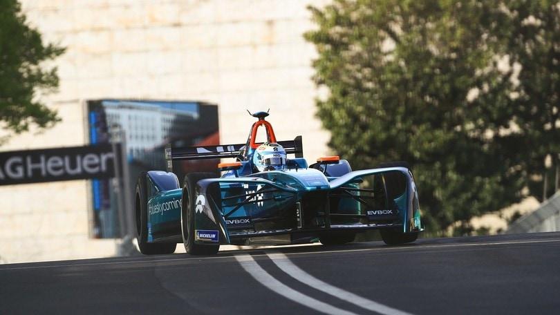 Formula E Parigi, Ma Qing Hua sostituisce Luca Filippi