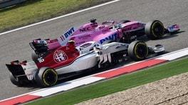 Alfa Sauber: Leclerc, ora alzati e cammina. Anzi corri