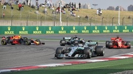 Formula 1, Mercedes: sbalzi di temperatura e prestazione