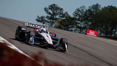 IndyCar: Newgarden in pole per un soffio in Alabama