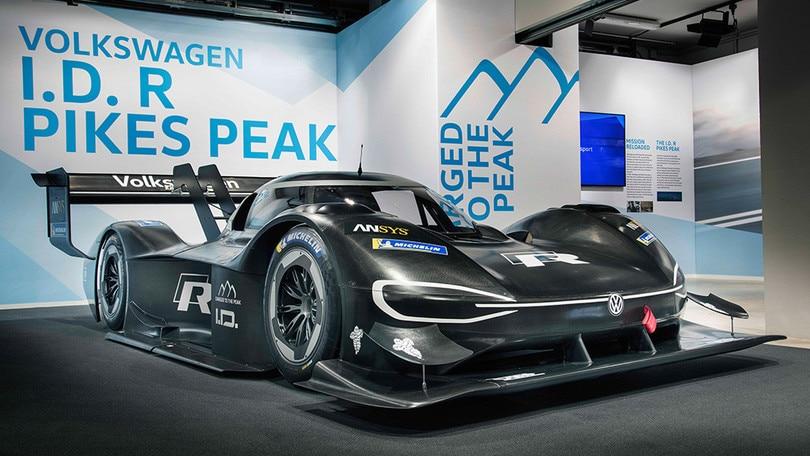 Volkswagen I.D. R Pikes Peak, caccia al record elettrico