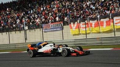 Formula 1 Baku, Magnussen: Haas può battere Renault