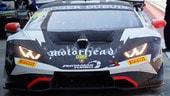 Lamborghini, la Super Trofeo Evo firmata Motorhead