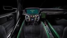Brabham BT62, prove di WEC