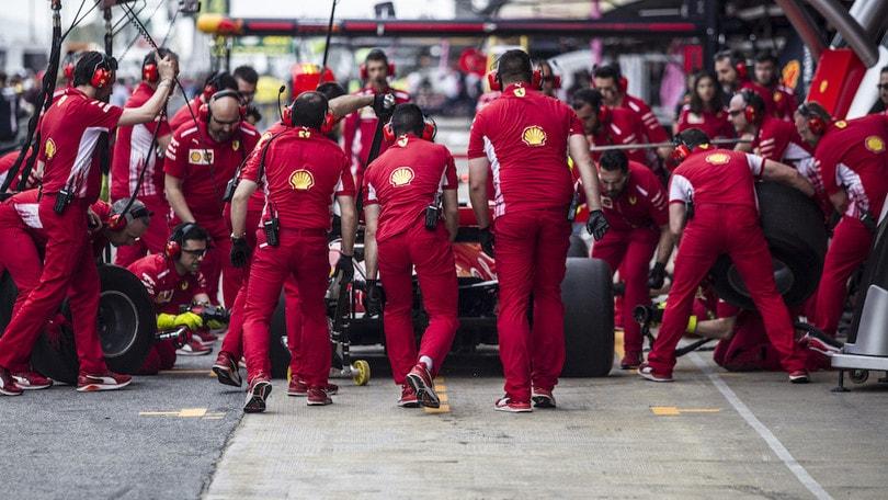 Formula 1 Spagna: Hamilton precede le Red Bull nelle libere 2