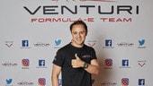 Formula E: Massa correrà la quinta stagione col team Venturi