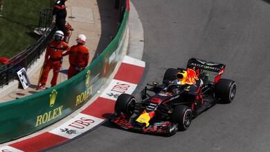 Formula 1 Montecarlo, analisi di un giovedì da Red Bull