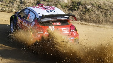 Mondiale Rally, Citroen scarica Meeke: troppi incidenti