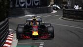 Formula 1 Montecarlo: assolo, con stecca, Red Bull nelle libere 3