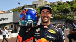 Formula 1 Montecarlo, Ricciardo e il fuoco della redenzione