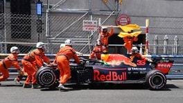 Formula 1 Montecarlo, Verstappen butta in Piscina una prima fila certa