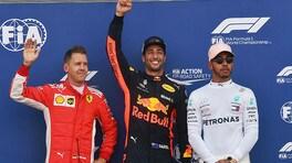 F1 Montecarlo, analisi qualifiche: Ricciardo, un record calibrato
