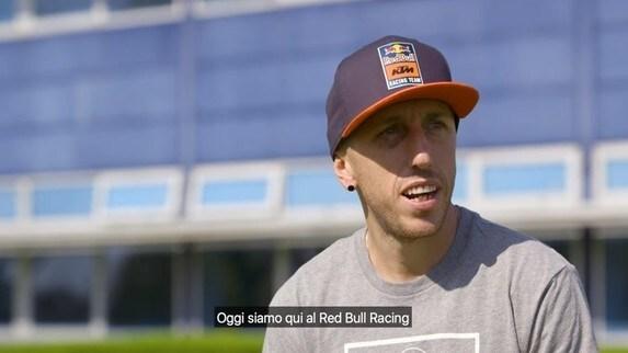 Formula 1, Tony Cairoli si prepara al debutto in Red Bull