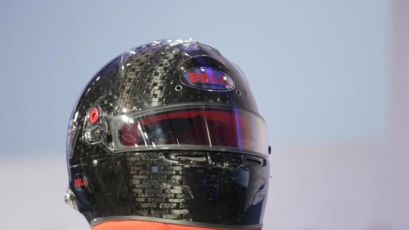La FIA svela il nuovo casco
