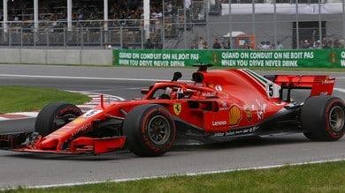Formula 1 Canada, Vettel di (stra)ordinaria superiorità