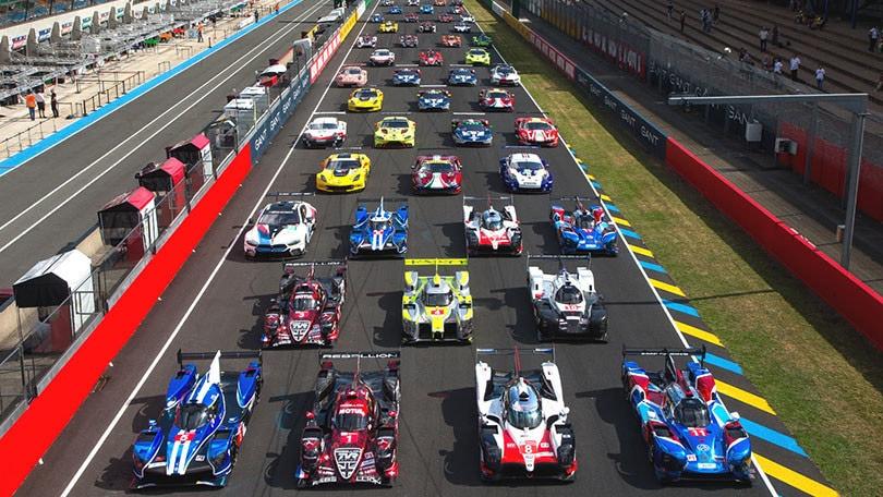 24 ore Le Mans 2018, la macchina di Alonso parte dalla pole