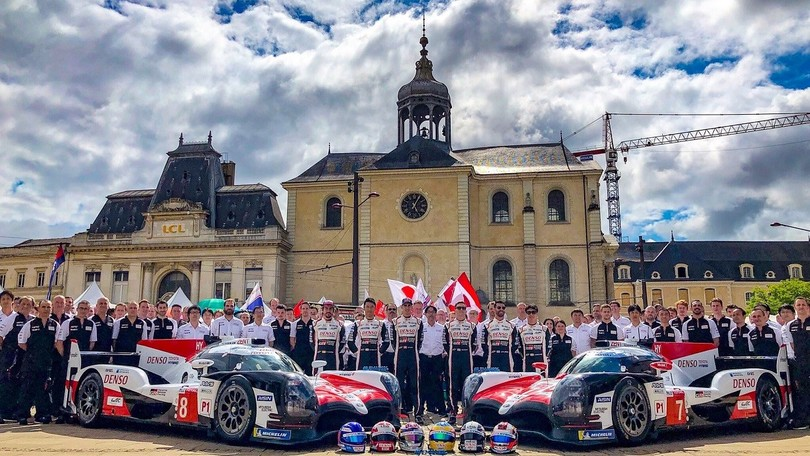 Buemi in pole con Alonso alla 24 Ore di Le Mans